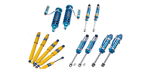 Mike's Shock Shock Bolt-in Products