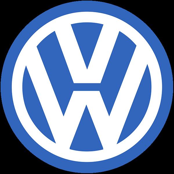 Volkswagen Logo - Mikes Shock Shop