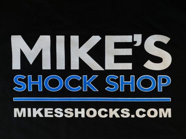 Mike's T Shirt Logo